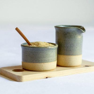 Grey Milk & Sugar Set 150ml